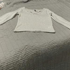 H and m sparkle shirt any 4 for 15